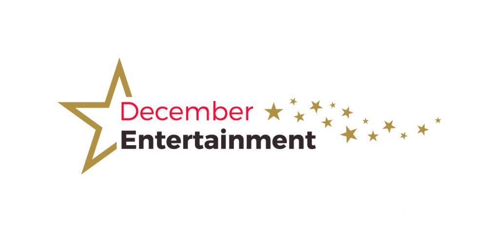 December Entertainment logo