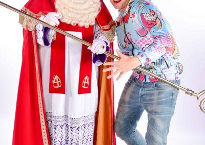 Sinterklaas met Dj Glamour foto - december-entertainment.nl
