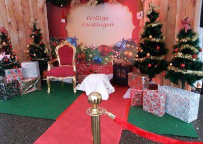 Decor kerstman - december-entertainment.nl