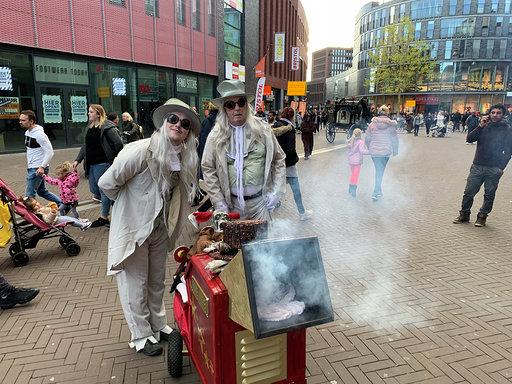 Halloween figuren - - december-entertainment.nl
