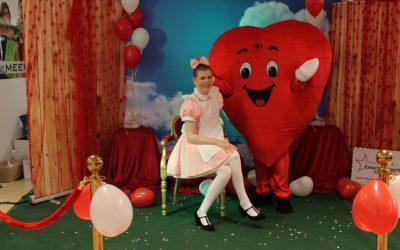 Moederdag, Valentijn of Bruiloft hart!