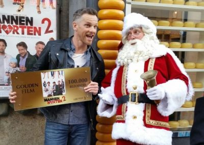Kerstman - december-entertainment.nl