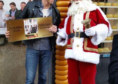 Kerstman - mannenharten - Te huur - december-entertainment.nl