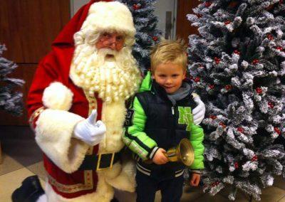 Kerstman - december entertainment.