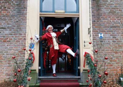 Lakei bij deur - Lakei te huur - december-entertainment.nl