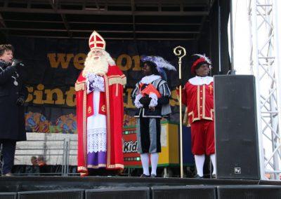 Sinterklaas en pieten decor te huur - december-entertainment.nl