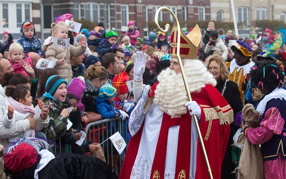 Sinterklaas intocht Lelystad
