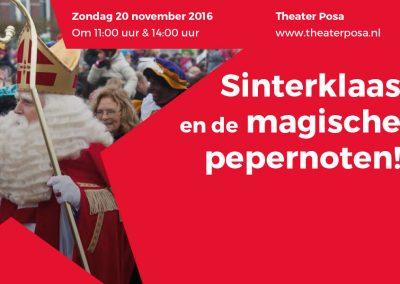 Sinterklaas banner - december-entertainment.nl