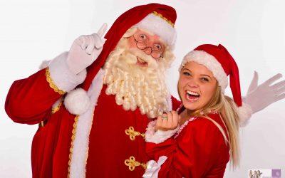 Kerstman huren