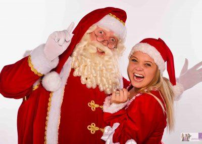Professionele Kerstman van December-entertainment.nl